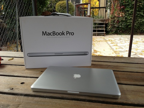 Photo of used MacBook Pro for sale